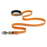Slackline™ Leash Hundeleine Burnt Orange