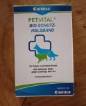 Petvital Bioschutz Halsband für kleine Hunde
