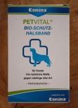 Petvital Bioschutz Halsband für große Hunde